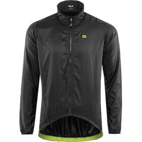 Alé Cycling Guscio Light Pack Jacket Men black